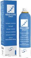 KELO-cote Spray Silikonspray z.Behandlung v.Narben