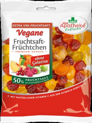 Fruchtsaft-früchtchen Vegan 50% Fruchts.apo.exkl.