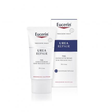 Eucerin UREA REPAIR GESICHTSCREME 5% TAG