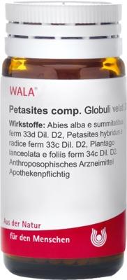 PETASITES comp.Globuli