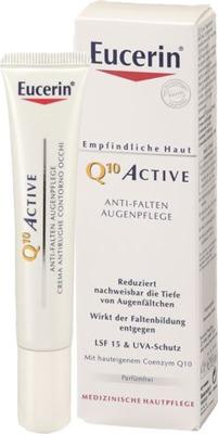 Eucerin Q10 Active Augenpflege Creme