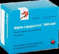 Alpha-Lipogamma 600mg