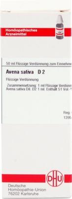 AVENA SATIVA D 2 Dilution