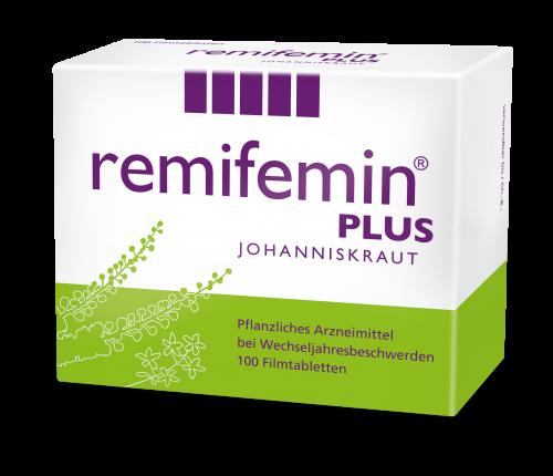 Remifemin Plus Johanniskraut Filmtabletten