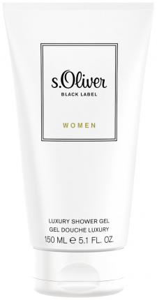 s.Oliver BLACK LABEL WOMEN LUXURY SHOWER GEL