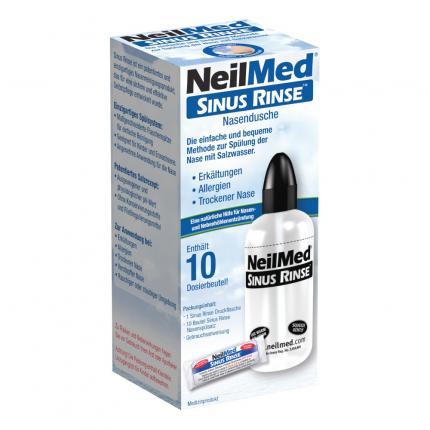 NeilMed Sinus Rinse Nasendusche mit 10 Salzbeuteln