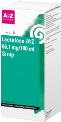 Lactulose AbZ 66,7g/100ml