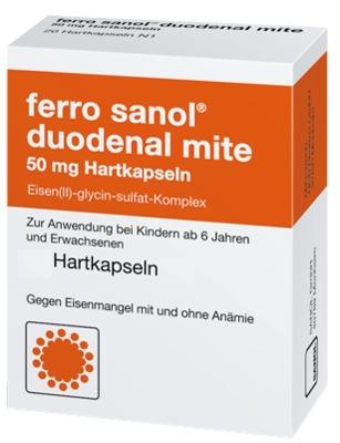 ferro sanol duodenal packungsbeilage