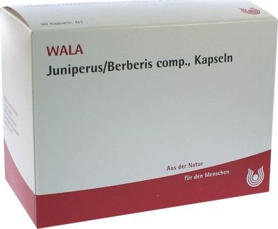 JUNIPERUS/BERBERIS comp.Kapseln
