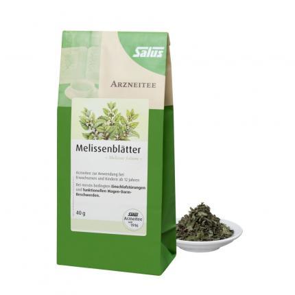 Salus Melissenblätter Tee