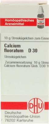 CALCIUM FLUORATUM D 30 Globuli