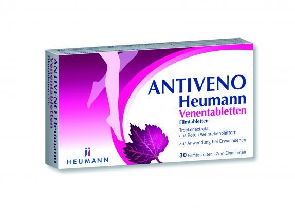 ANTIVENO Heumann Venentabletten