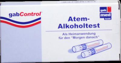 GABCONTROL HomeLAB Atem-Alkoholtest