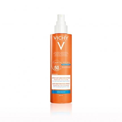 Vichy Capital Soleil Beach Protect Spray LSF 50+