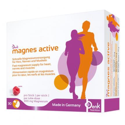 Denk magnes active