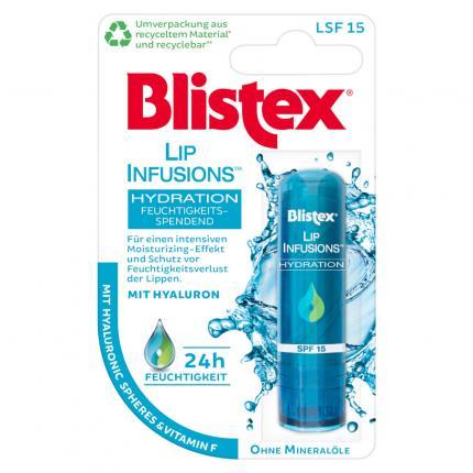 Blistex LIP INFUSIONS HYDRATION