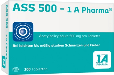 ASS 500-1A Pharma