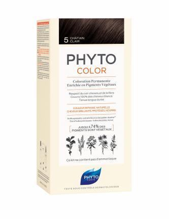 Phytocolor 5 Helles Braun Ohne Ammoniak
