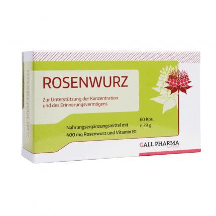 ROSENWURZ 400 mg Kapseln