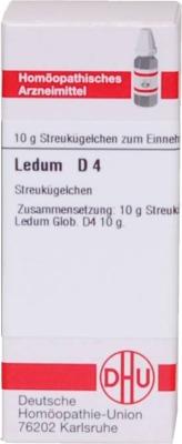 LEDUM D 4 Globuli