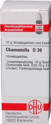CHAMOMILLA D 30 Globuli
