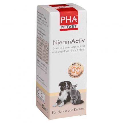 PHA NierenActiv Tropfen für Katzen