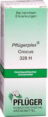 PFLÜGERPLEX Crocus 328 H Tabletten