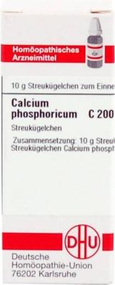 CALCIUM PHOSPHORICUM C 200 Globuli