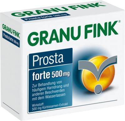 GRANU FINK Prosta forte 500mg