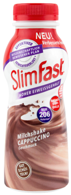SlimFast Fertigdrink Cappuccino