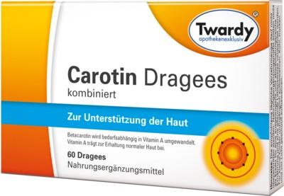 CAROTIN DRAGEES