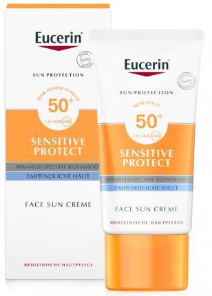 Eucerin SENSITIVE PROTECT FACE SUN LSF 50+