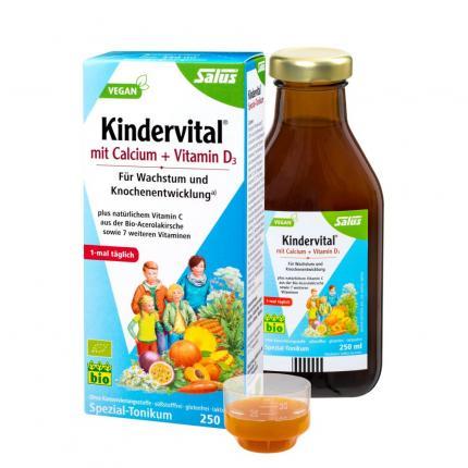 Kindervital Tonikum bio 250 ml