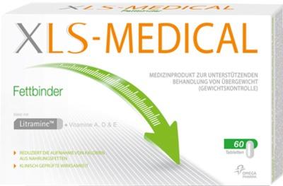 XLS Medical Fettbinder Tabletten