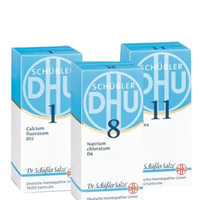 DHU Schüssler Haut- & Haar-Kur