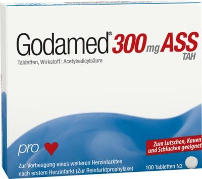 Godamed 300mg ASS TAH