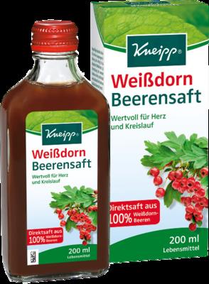 KNEIPP Weißdorn BEERENSAFT