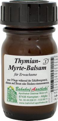Thymian-Myrte-Balsam für Erwachsene