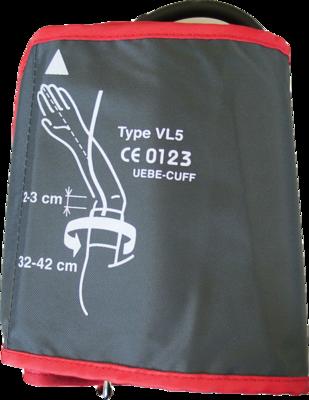VISOCOR Bügelmanschette Typ VL5 32-42 cm