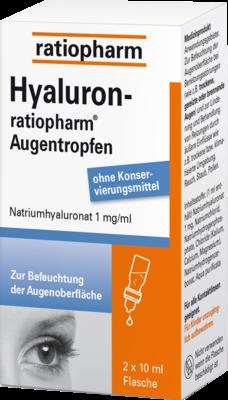 HYALURON ratiopharm Augentropfen