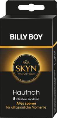 BILLY BOY SKYN hautnah