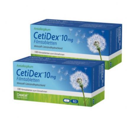 CetiDex Doppelpack