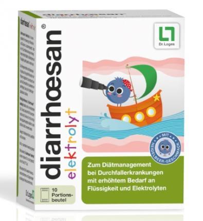diarrhoesan elektrolyt