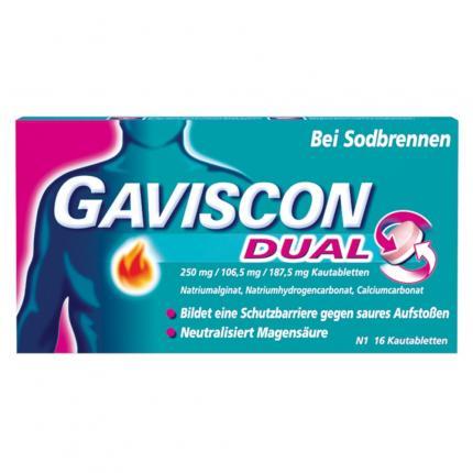 GAVISCON DUAL