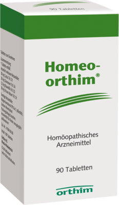 HOMEO ORTHIM Tabletten