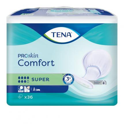 TENA PROskin Comfort SUPER Einlagen