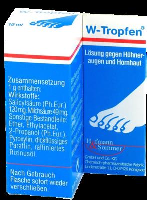 W-Tropfen