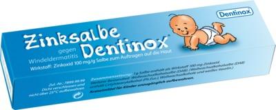 ZINKSALBE Dentinox