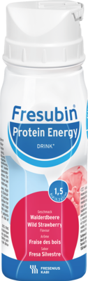 FRESUBIN PROTEIN Energy DRINK Walderdbe.Trinkfl.