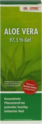 Aloe Vera Gel 97,5% Dr. Storz Tube